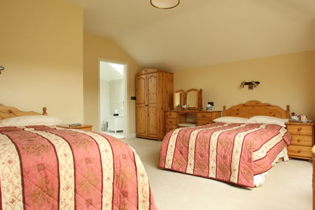 Rooms in Lissarda Bed and Breakfast